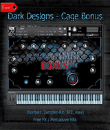 Dark Designs - Cage Bonus
