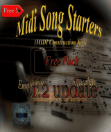 Midi Song Starters FREE
