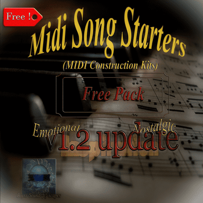 Midi Song Starters Free Edition